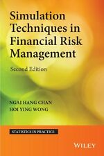 Simulation Techniques in Financial Risk Management 9781118735817