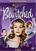 Bewitched - The Complete Second Season (dvd, 2005, 5-disc Set, Colorized)