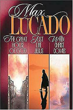 3-in-1 Lucado Collection : The Great House of God, Just Like Jesus, When Christ