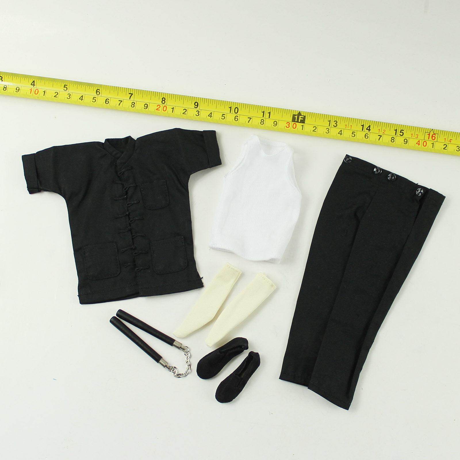 Td25-03 1   6 - skala zytoys kung - fu - anzug setzen