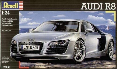 7398 Audi R8-1:24 Revell