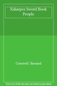 Xsharpes-Sword-Book-People-By-bernard-cornwell