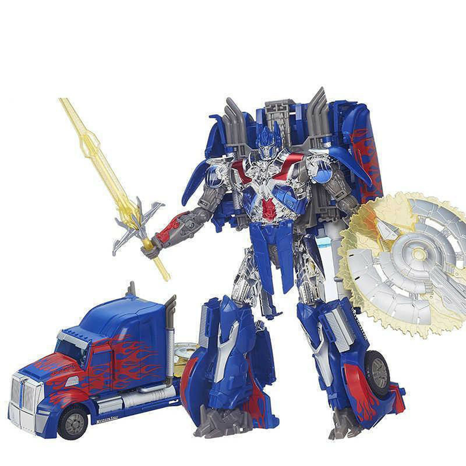 Transformers Movie 4 Age of Extinction FIRST EDITION OPTIMUS PRIME toy Gift NEW