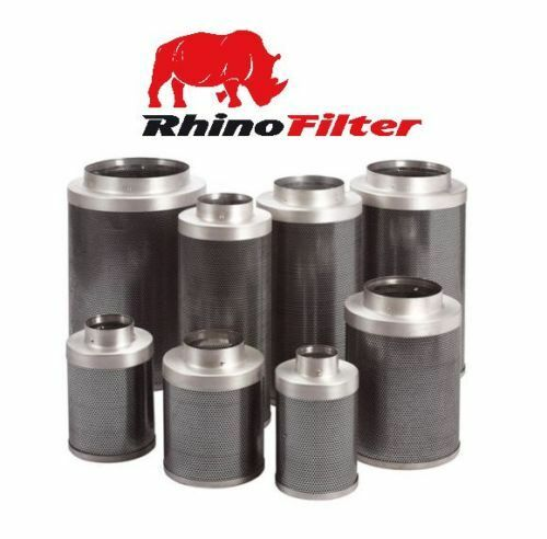 RHINO PRO CARBON FILTER 100% Virgin Australian Tiwest Carbon Hydroponic
