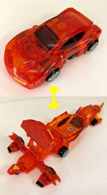 TURNING MECARD HYDRONE Transformable Robot Car Korea TV Figure 2card Free Ship