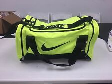 Nike Brasilia 6 Medium Duffle Bag- Volt/Black