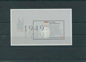 Germany-Federal-Frg-vintage-yearset-1999-Block-48-Mint-MNH-More-Sh-Shop