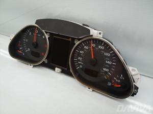 2008 Audi A6 2.7 Tdi Diesel Tableau Horloges Compteur de Vitesse Bord 4F0920982