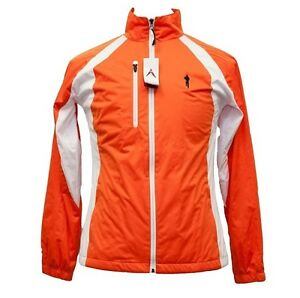 ANTIGUA-TOUGH-MUDDER-COURSE-RENDITION-WOMENS-GEAR-ZIP-UP-ORANGE-SWEAT-JACKET-T49