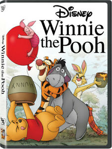 Winnie-the-Pooh-Movie-New-DVD-Ac-3-Dolby-Digital-Dubbed-Subtitled-Widescr