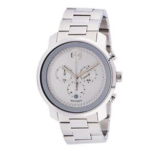 Movado 3600276 Men's Bold Silver Quartz Watch