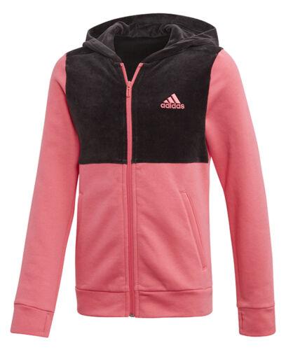 Kapuzenjacke Kinder Mädchen ADIDAS ID HD ED4657 KapuzenPullover Sweatshirt