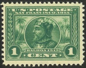 397-1c-Pan-Pacific-Lovely-Mint-NH-Single
