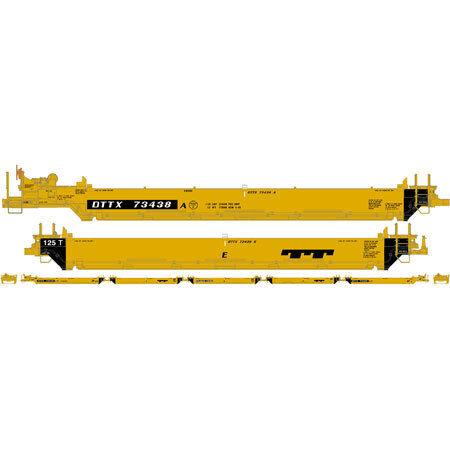 Athearn 98909 HO TT RTR Maxi I/Early  73438