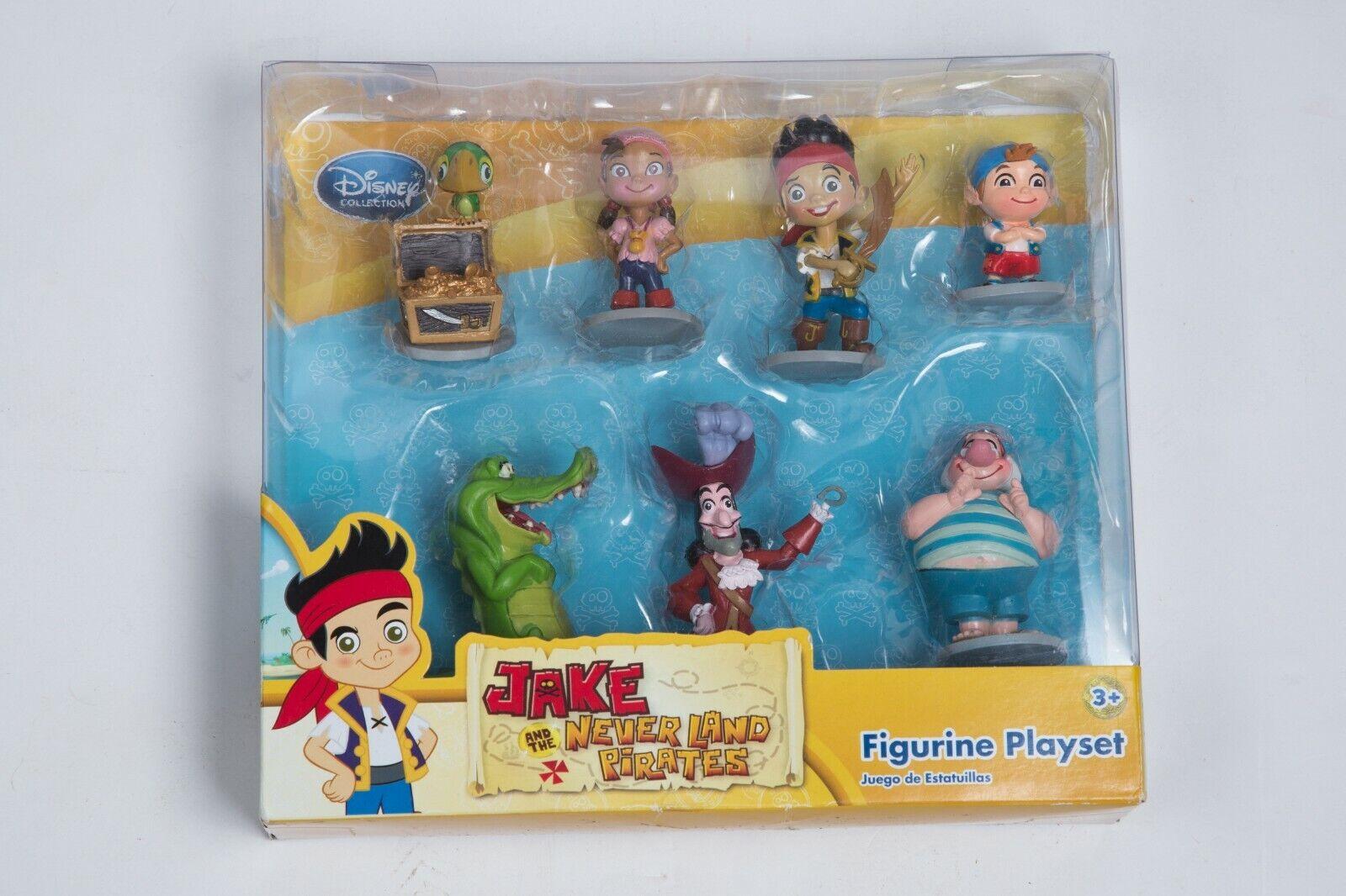 NYA Jake och Neverland Figurine spelastat
