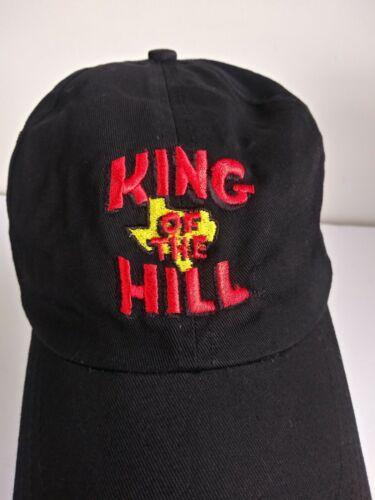 Vintage King Of The Hill TV Show Hat Adjustable Ca
