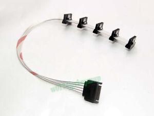 SATA Power 15-Pin Y-Splitter Cable Adaptador Macho a Hembra para PC HDD Disco Duro