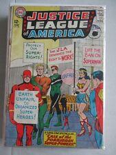 Justice League of America Vol. 1 (1960-1987) #28 GD