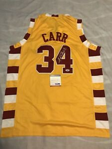 more photos f7c2c 0e65d Details about Austin Carr Signed Autographed Cleveland Cavaliers Throwback  Jersey Psa/Dna