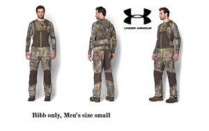 UA Under Armour Realtree Camo Scent Control Men/'s Fleece Hunting Pants ColdGear