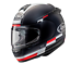 Arai-Debut-Blaze-Black-Red-Full-Face-Motorcycle-Helmet thumbnail 1