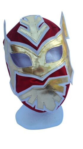 WWE SIN CARA Rouge Catch Masque Lucha Dragons enfants adultes
