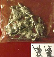 Essex Sam11 15mm Samurai General Seated With Bodyguard (6) Miniatures Command