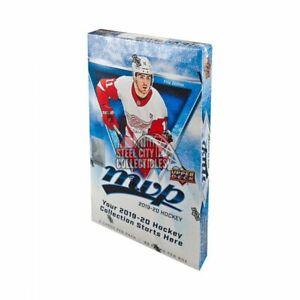 Upper-Deck-MVP-Hockey-2019-20-Sealed-Hobby-Box