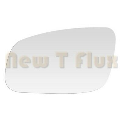 REPLACEMENT-MIRROR-GLASS+ADHESIVE PAD~LEFT DRIVER SIDE-82 83 84 85 HONDA ACCORD