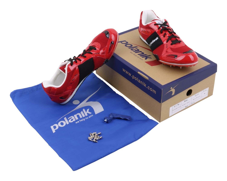 POLANIK Par de zapatillas con clavos polivalentes para atletas - atletismo