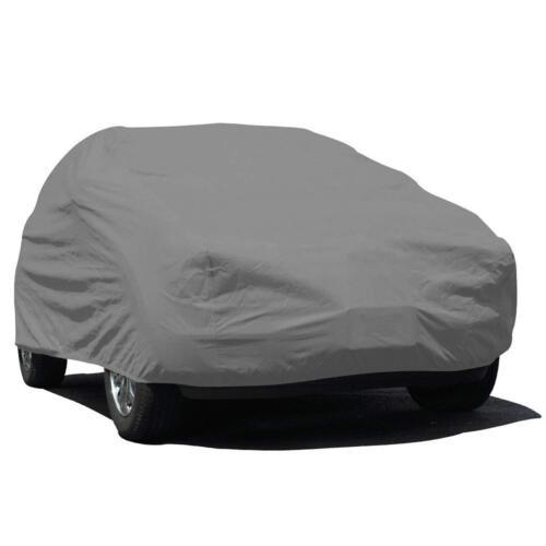 Budge Lite SUV Cover Fits Small SUVs UB-0 Polypropylene, Gray