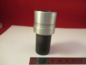 BAUSCH-LOMB-10X-WF-OCULAR-EYEPIECE-OPTICS-MICROSCOPE-PART-AS-PICTURED-amp-66-A-92