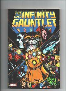 THE INFINITY GAUNTLET - Graphic Novel TPB - Marvel NEW