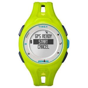 Orologio Uomo Timex GPS IRONMAN RUN X20 TW5K87500 Corsa Sport Fitness
