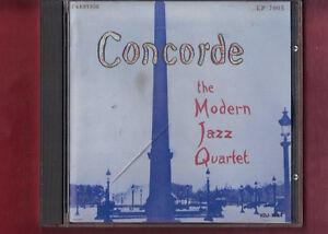 THE-MODERN-JAZZ-QUARTET-CONCORDE-made-in-japan-CD-APERTO-NON-SIGILLATO