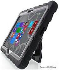 """GS-VENUE11-BLK-BLK Gumdrop Hideaway Case for Dell Venue 11"""" Pro Atom - Tablet -"""