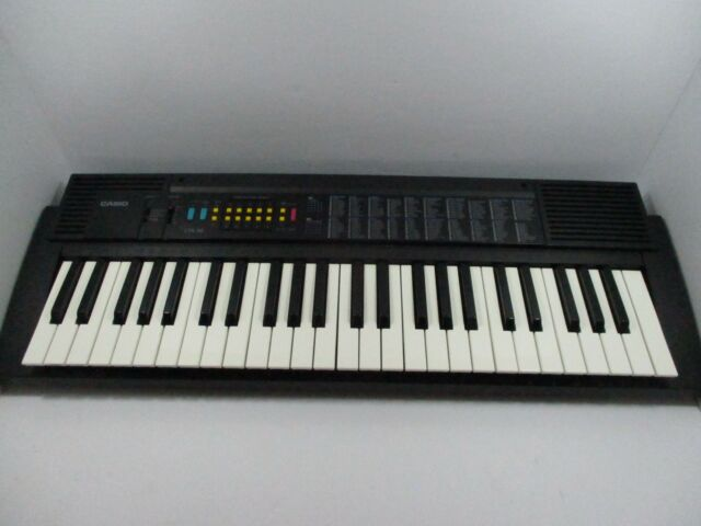 casio full size electronic keyboard piano ctk 50 49 keys synthesizer works great ebay. Black Bedroom Furniture Sets. Home Design Ideas
