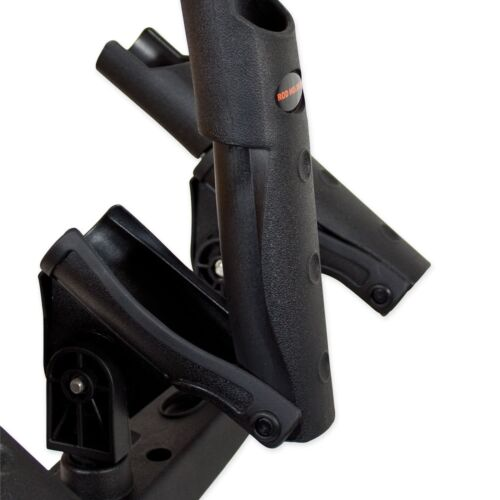 Angelrutenhalte Schlepp Bootsrutenhalter für 3 Ruten Triple Fishing Rod Holder