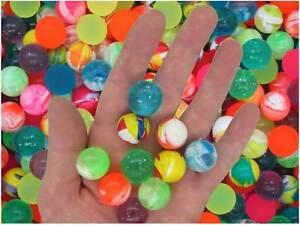 Rebondir 2 cm Mélange coloré Balle rebondissante Boule de saut d'obstacles Bumblebees Dopsball Ball