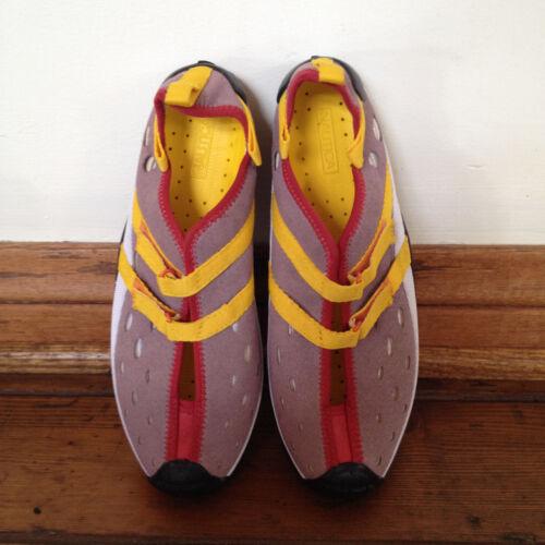 NAUTICA Rare Vintage Multi-Colored Velcro Tennis S
