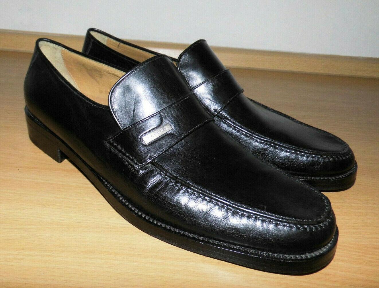 Renzo Favero  Herrenschuhe Loafer Business- Schuhe UK 14 EU 48.Made in .