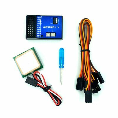 NB One 32-Bit Flight Controller Built-in 6-Axis Gyro Altitude Hold Mode GPS F47A