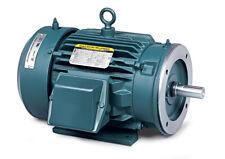 Baldor Cecp3774t Severe Duty Motor 10hp1760rpm3ph60hz215tc0748mtefcf