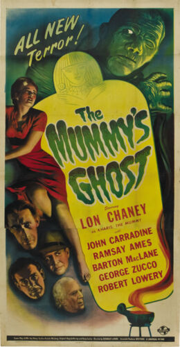 The Mummy/'s Ghost Lon Chaney Horror movie poster #3