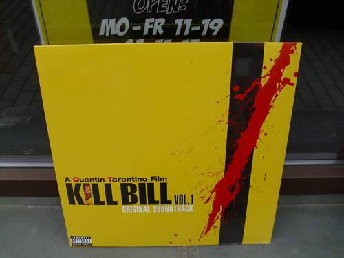 OST - Kill Bill Vol.1 - LP Vinyl /// Neu & OVP /// Quentin Tarantino