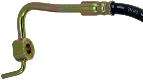 Brake Hydraulic Hose Front Left Dorman H36786
