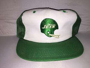 Vtg New York Jets Sports Specialties Snapback hat cap rare 80s Joe ... 9607e6483
