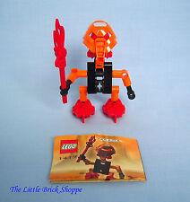 Lego Bionicle Mata Nui 1417 Turaga VAKAMA - Complete with instructions