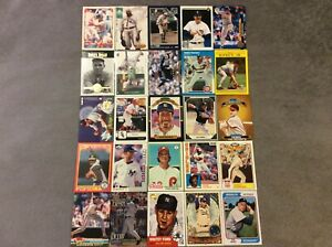 HALL-OF-FAME-Baseball-Card-Lot-1978-2020-STAN-MUSIAL-SANDY-KOUFAX-TY-COBB