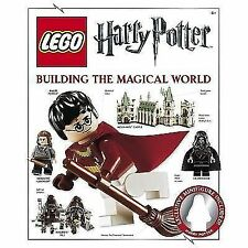 DK LEGO Harry Potter Building the Magical World No Figure